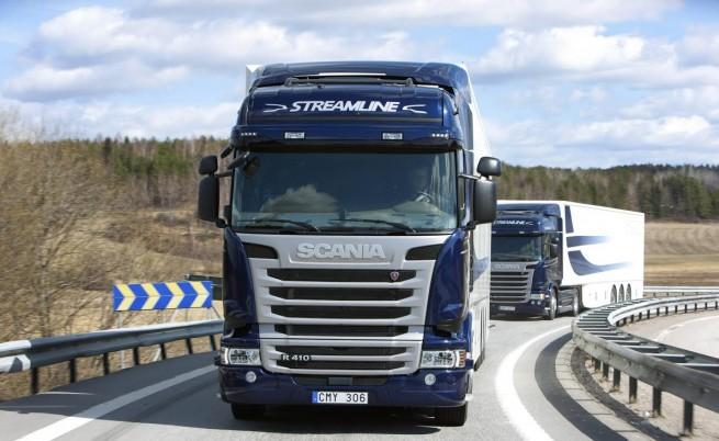 Новост в командироването на международни шофьори